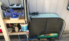 Workbench Outside - 2
