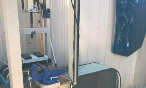Workbench Outside - 3