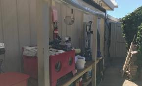 Workbench Outside - 4